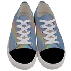 Rainbow Photography Women s Low Top Canvas Sneakers