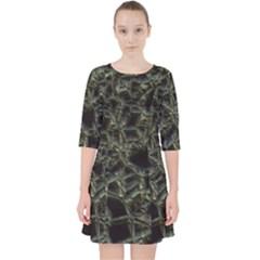 Jagged Stone 2d Pocket Dress