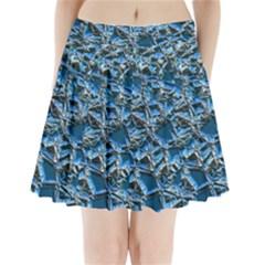 Jagged Stone 2c Pleated Mini Skirt