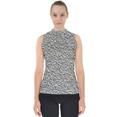 Jagged Stone Silver Shell Top