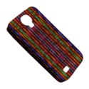 Star Fall In  Retro Peacock Colors Samsung Galaxy S4 Classic Hardshell Case (PC+Silicone) View5