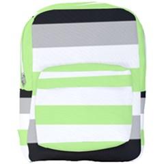 Age Stripes Full Print Backpack