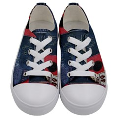 Country Store   Kids  Low Top Canvas Sneakers