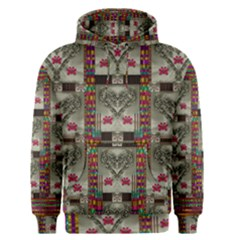 Wings Of Love In Peace And Freedom Men s Pullover Hoodie