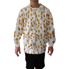 Candy Corn Hooded Wind Breaker (kids)