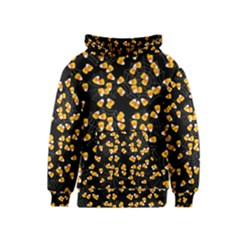 Candy Corn Kids  Pullover Hoodie
