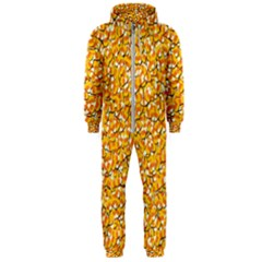Candy Corn Hooded Jumpsuit (men)