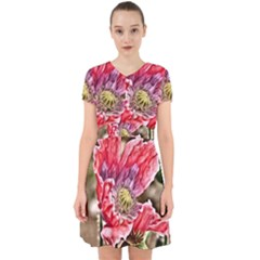 Dreamy Floral 5 Adorable In Chiffon Dress