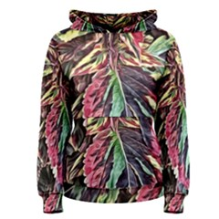 Dreamy Floral 7 Women s Pullover Hoodie