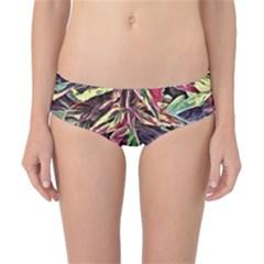 Dreamy Floral 7 Classic Bikini Bottoms