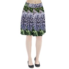 Dreamy Floral 6 Pleated Skirt