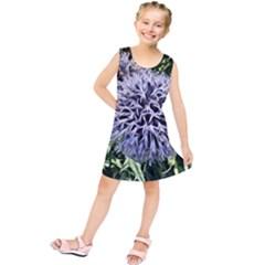 Dreamy Floral 6 Kids  Tunic Dress