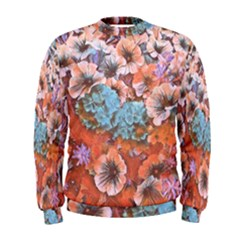 Dreamy Floral 4 Men s Sweatshirt