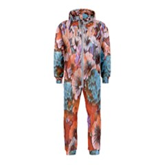 Dreamy Floral 4 Hooded Jumpsuit (kids)