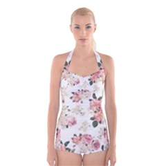Downloadv Boyleg Halter Swimsuit
