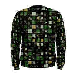 Small Geo Fun C Men s Sweatshirt