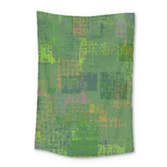Abstract Art Small Tapestry