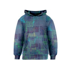 Abstract Art Kids  Pullover Hoodie