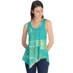 Abstract Art Sleeveless Tunic