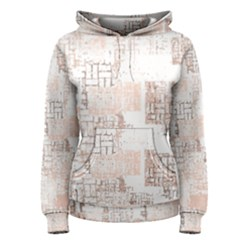 Abstract Art Women s Pullover Hoodie