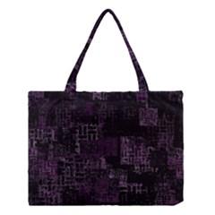 Abstract Art Medium Tote Bag