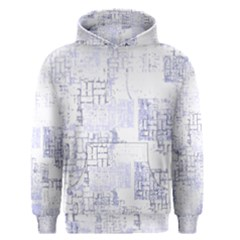 Abstract Art Men s Pullover Hoodie