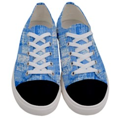 Abstract Art Women s Low Top Canvas Sneakers