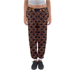Scales2 Black Marble & Copper Foilscales2 Black Marble & Copper Foil Women s Jogger Sweatpants