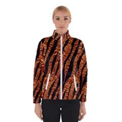 Skin3 Black Marble & Copper Foil (r) Winterwear