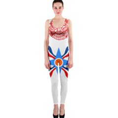 Assyrian Flag  Onepiece Catsuit