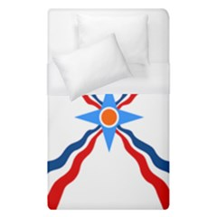 Assyrian Flag  Duvet Cover (single Size)