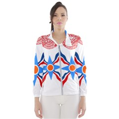 Assyrian Flag  Wind Breaker (women)