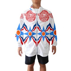 Assyrian Flag  Wind Breaker (kids)