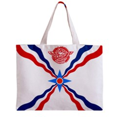 Assyrian Flag  Medium Tote Bag