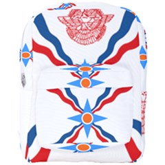 Assyrian Flag  Full Print Backpack
