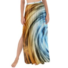 A Blazar Jet In The Middle Galaxy Appear Especially Bright Maxi Chiffon Tie Up Sarong