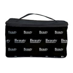 Beauty Moments Phrase Pattern Cosmetic Storage Case