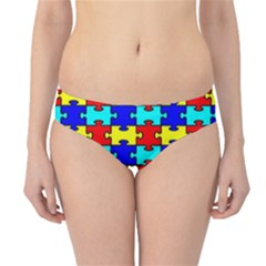 Game Puzzle Hipster Bikini Bottoms