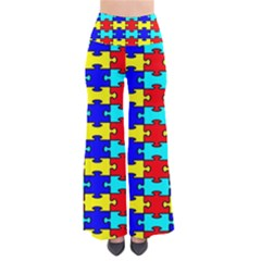 Game Puzzle Pants
