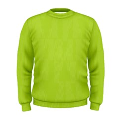 Line Green Men s Sweatshirt