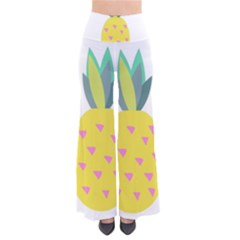 Pineapple Fruite Yellow Triangle Pink Pants