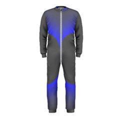 Pure Energy Black Blue Hole Space Galaxy Onepiece Jumpsuit (kids)
