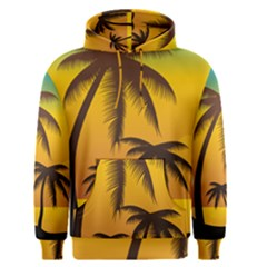 Sunset Summer Men s Pullover Hoodie