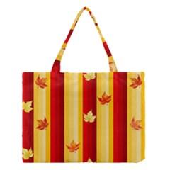 Autumn Background Medium Tote Bag