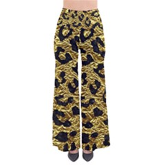 Skin5 Black Marble & Gold Foil Pants