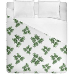 Nature Motif Pattern Design Duvet Cover (california King Size)