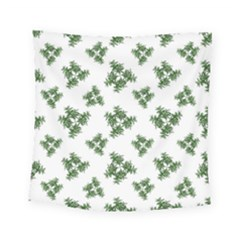 Nature Motif Pattern Design Square Tapestry (small)