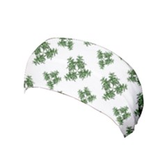 Nature Motif Pattern Design Yoga Headband