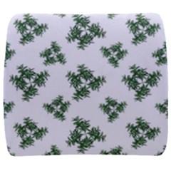 Nature Motif Pattern Design Back Support Cushion