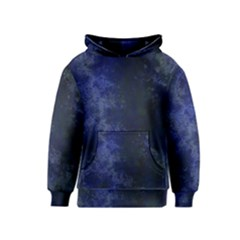Marbled Structure 4b Kids  Pullover Hoodie